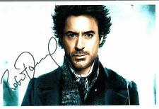 Robert Downey jr.  * Autogramm Foto mit origonal Unterschrift- Nr. 3912