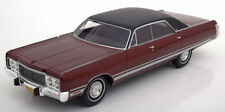 BoS 1973 Chrysler New Yorker Brougham Dark Red 1:18 LE 504pcs *NEW ITEM!