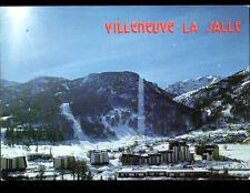 VILLENEUVE-la-SALLE / LE BEZ (05) RESIDENCES & HOTELS en 1979