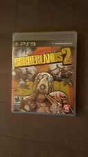 Borderlands 2 - Game of the Year Edition (Sony PlayStation 3, 2013) PRE-OWNED