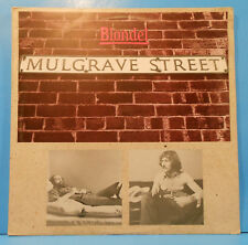 AMAZING BLONDEL MULGRAVE STREET LP 1974 UK ORIGINAL PRESS GREAT COND! VG+/VG+!!