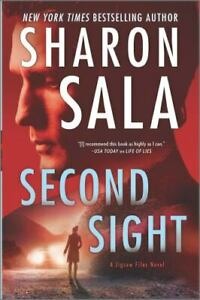 The Jigsaw Files: Second Sight by Sharon Sala (2020, Hardcover)