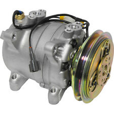 A/C Compressor-NVR140S Compressor Assembly UAC fits 95-97 Nissan Pickup 2.4L-L4