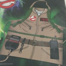 New listing Ghostbusters Peter Venkmans Uniform Apron Sealed Adult One Size Cryptozoic 2016