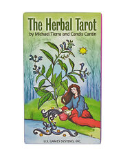 The Herbal Tarot Deck/Cards - Divination, Spellcraft, Meditation, Herb Magick