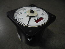 USED ASCO AC Volts Meter 0/600 ACV 503592-028-D
