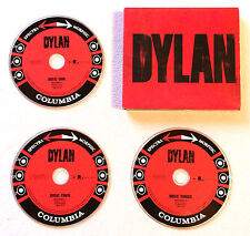 BOB DYLAN - BEST OF - COFFRET 3 CD / COLUMBIA 88697109542