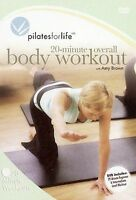 Pilates for Life: 20 Minute Overall Workout by  in Used - Very Good