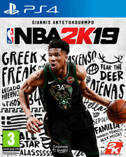 NBA 2K19 - (PlayStation 4, 2018)