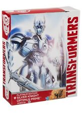 Transformers Platinum Edition Silver Night Optimus Prime