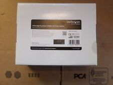 StarTech 2 Port High Resolution VGA Video Splitter - 350 MHz ST122PRO
