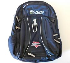 Rudy Project / Usa Triathlon Backpack ~ Multiple Pockets, Expandable ~ Quality