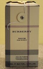 BURBERRY TOUCH FOR WOMEN EAU DE PARFUM NATURAL SPRAY 1.7 FL OZ NEW