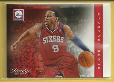 Andre Iguodala 2012-13 Panini Prestige Card #75 Golden State Warriors Basketball