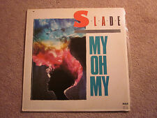 Slade My Oh My 3 song ep Mexico Red Vinyl