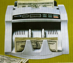 NEW AccuBanker AB1000 Money Bill Counter.