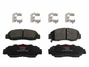 Front TRW Premium Ceramic Brake Pad Set fits Honda Prelude 1993-2001 VTEC 27YNHS