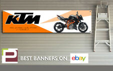 KTM Superduke R990 Banner for Workshop, Garage, Man Cave etc