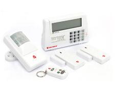 Funk-Alarmsystem DAYHOME WS-100 Alarmanlage DAYHOME WS-100, Funk LCD, IR-Melder,