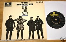"THE BEATLES ~ LONG TALL SALLY ~ UK REISSUE PARLOPHONE MONO  7"" EP"