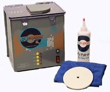 JFJ EYECON DISC REPAIR MACHINE for BLU-RAY DISCS UK PLUG