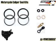Yamaha RD 350 YPVS  85>95 F1 N1 F2 N2 single front brake caliper seal repair kit