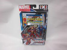 Marvel Universe Greatest Battle Comic Pack Spider-Man & Captain Britain Figures