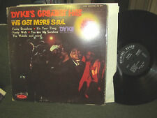 DYKE AND THE BLAZERS DYKE'S GREATEST HITS RARE '68 LP original sound NM soulfunk