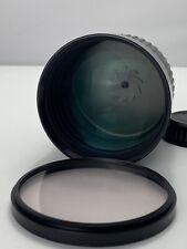 Pentax Smc - A* Green star 135mm f/1.8 Lens for Pentax K —  Near Mint