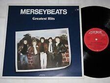 MERSEYBEATS greatest hits LP London Rec. 1980 BEAT