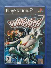 Sony PS2 Whiplash jeu culte !