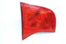 LEFT - INNER TAIL LIGHT / LAMP - AUDI A4 RS4 S4 - 8E5945093