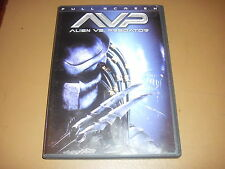 AVP Alien Vs. Predator (Full Screen DVD, 2005)