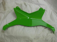 kawasaki zx6r zx3600 r9f 2009 rear seat  tail cover lime green 36010-0093-777
