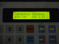 AROMAT ATM-10 INTELLIGENT OPERATOR PANEL WITH CABLE# AFC15215-US-M