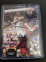 1992-93 Topps Stadium Club #247 Shaquille O'Neal RC Rookie Card Mint