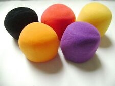 5 pk Multi-colored  Microphone Foam Windscreen / Covers