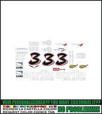 kit adesivi stickers compatibili  rsv4 rep. biaggi 2009