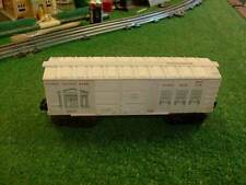 LIONEL TRAINS POST WAR 6050 LIONEL SAVINGS BANK BOX VG+ CAR ORIG 1961 NICE