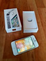 Apple iPhone 4s (A1387) 16 GB in weiß und OVP (....erfordert Code ! )