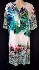 Summer Beach Dress Boho Goa Hippie Blouse Tunic Dress Long Top Indian