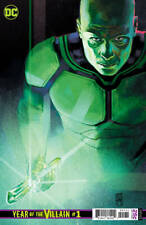 DC Year Of The Villain #1 Alex Maleev Lex Luthor 1:250 Variant Comic MAAY06