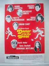 DOCTOR IN THE HOUSE Herald FRAZER HINES / NICHOLAS SMITH Canterbury 1985