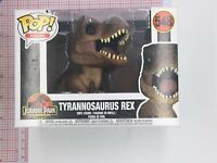 Funko Pop! Tyrannosaurus Rex Jurassic Park 25th Anniversary #548 NOT MINT BOX L3