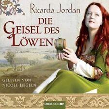 RICARDA JORDAN - DIE GEISEL DES LÖWEN 6 CD NEU