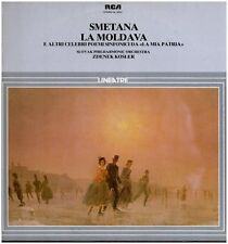 LP 5218  SMETANA LA MOLDAVA