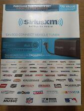 SiriusXm Sxv300v1 Satellite Radio Vehicle Tuner Kit (Replaced Sxv200v1) *New*