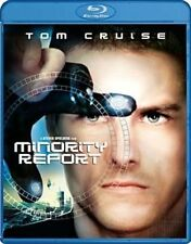 Minority Report 0097360746747 With Tom Cruise Blu-ray Region a