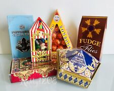 BNIB Universal Studios Wizarding World Of Harry Potter Honeydukes Candy 6pc Lot