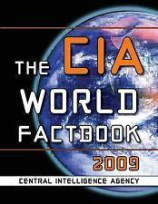 The CIA World Factbook 2009 - Good - Intelligence Agency, Central - Paperback